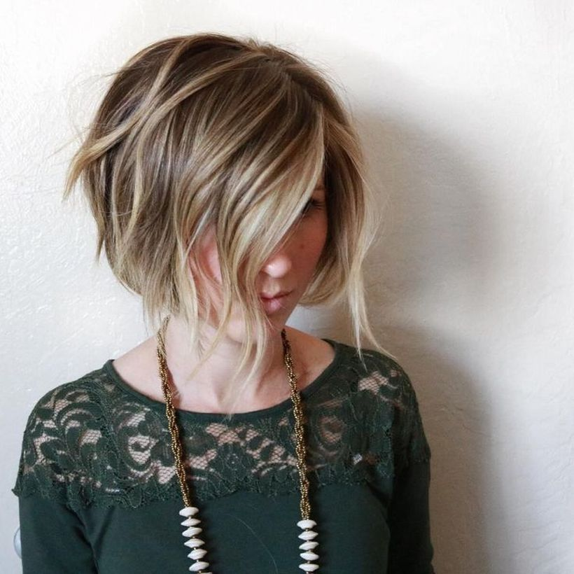 Cool short pixie ombre hairstyle ideas 39