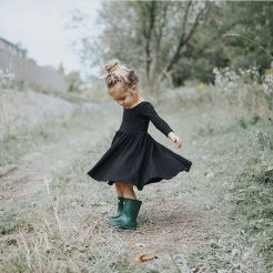 Cute fall outfits ideas for toddler girls 29