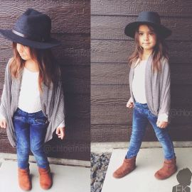 Cute fall outfits ideas for toddler girls 35