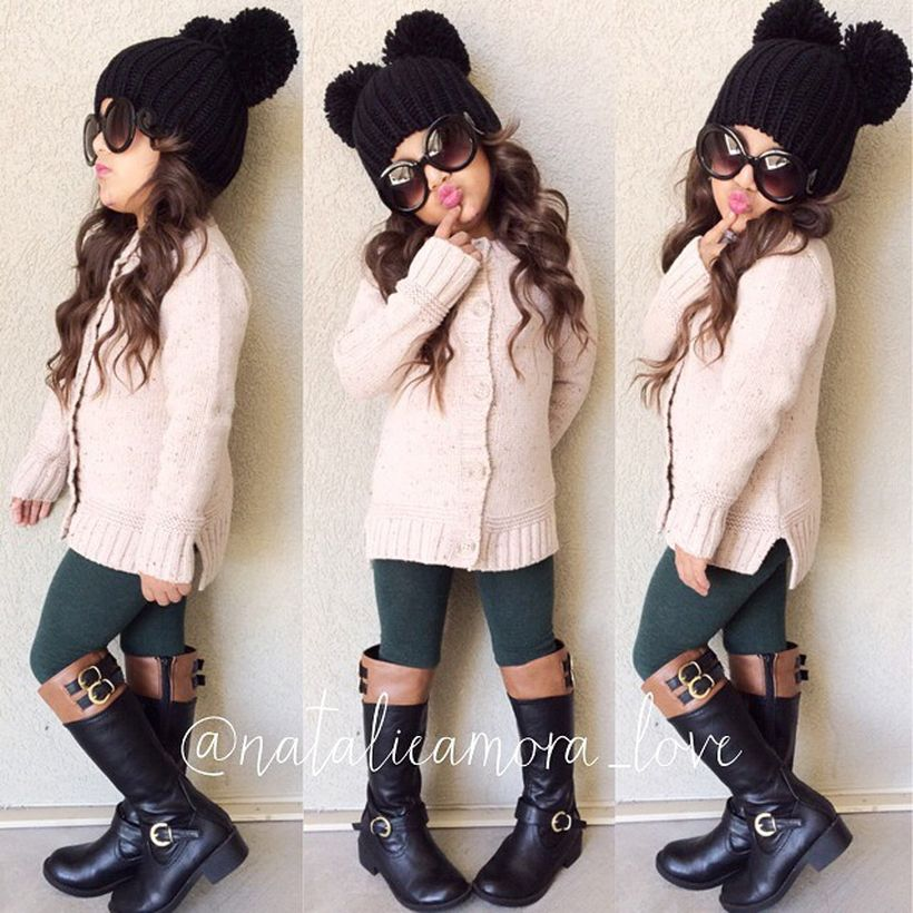 Cute fall outfits ideas for toddler girls 38