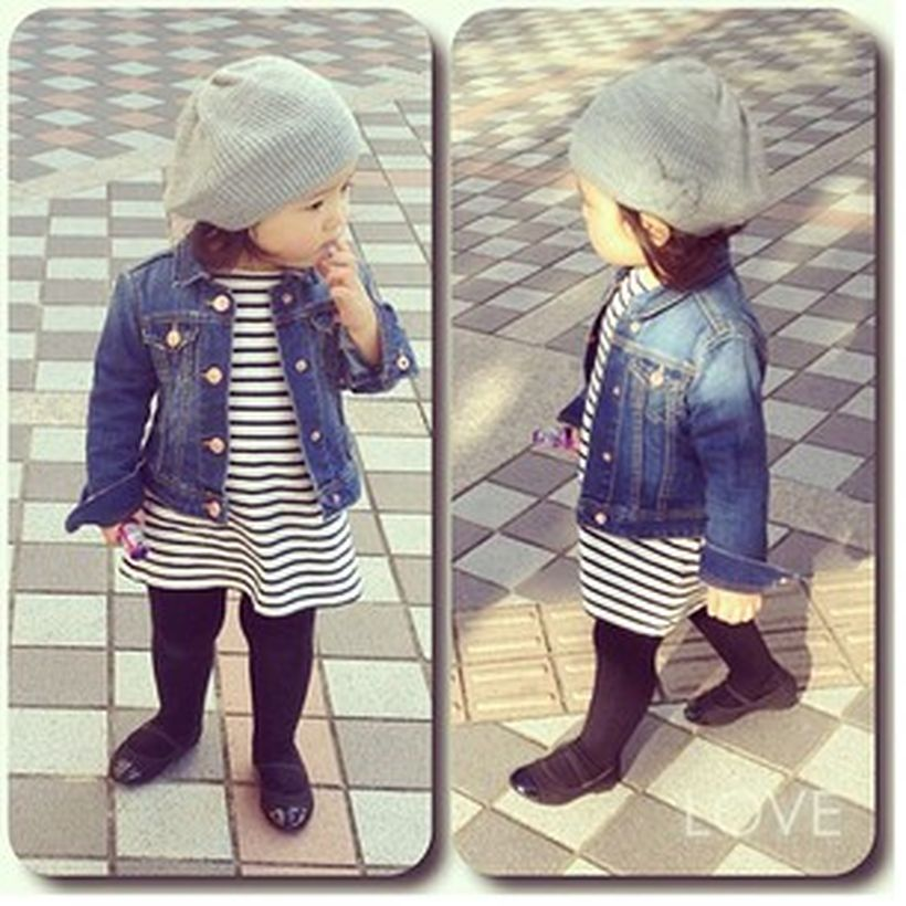 Cute fall outfits ideas for toddler girls 43