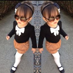 Cute fall outfits ideas for toddler girls 69