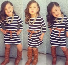 Cute fall outfits ideas for toddler girls 7