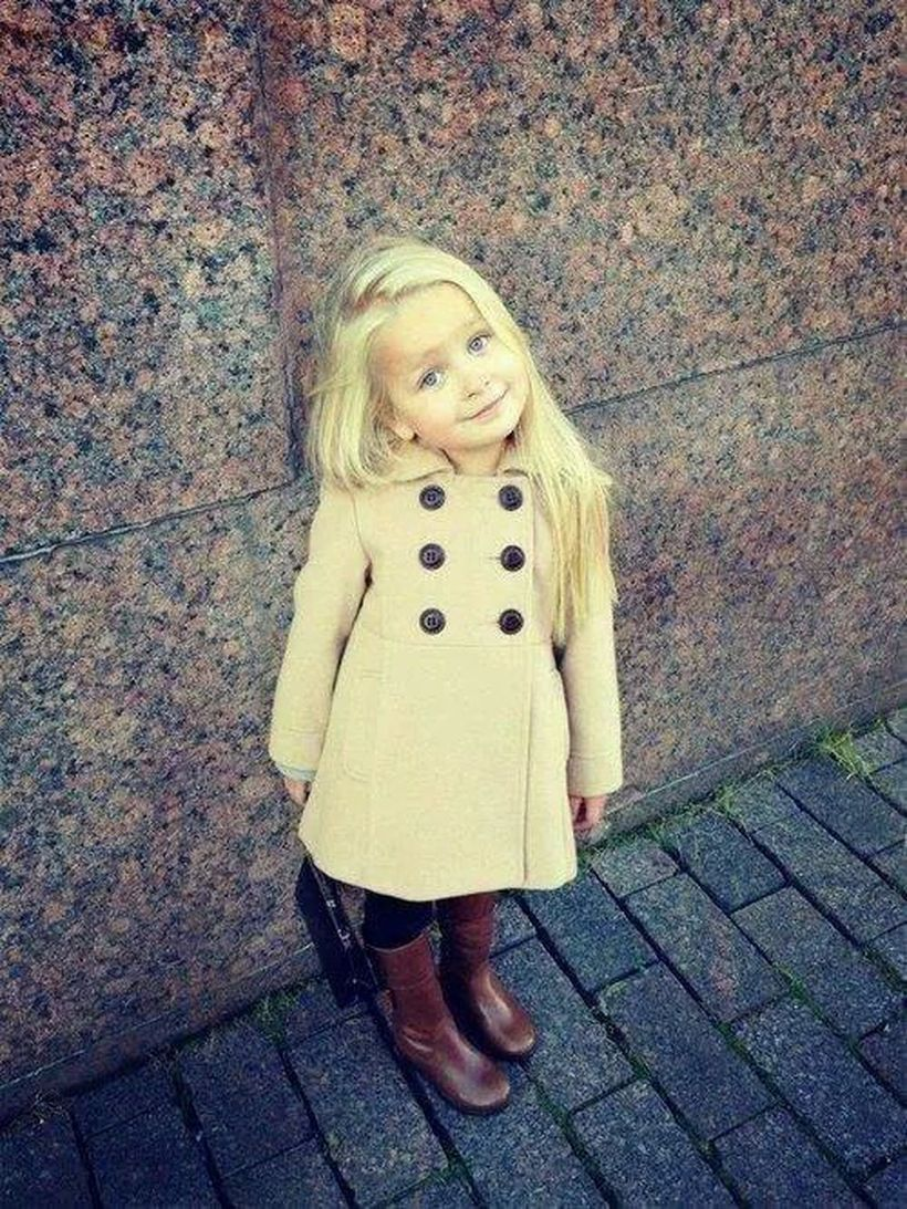 Cute fall outfits ideas for toddler girls 71