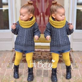Cute fall outfits ideas for toddler girls 74