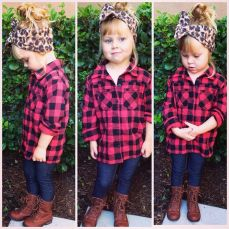 Cute fall outfits ideas for toddler girls 78