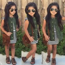 Cute fall outfits ideas for toddler girls 83