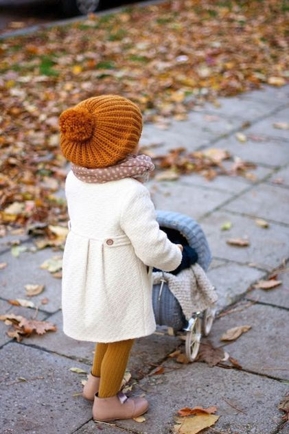 Cute fall outfits ideas for toddler girls 9