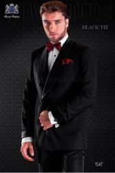 Elegant men's formal wear with tuxedo and suits 100