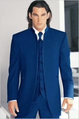 Elegant men's formal wear with tuxedo and suits 11