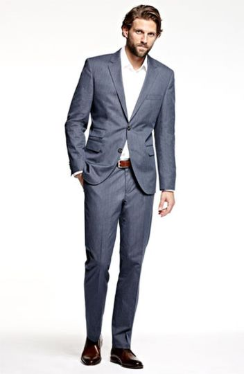 Elegant men's formal wear with tuxedo and suits 141