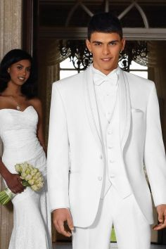 Elegant men's formal wear with tuxedo and suits 19