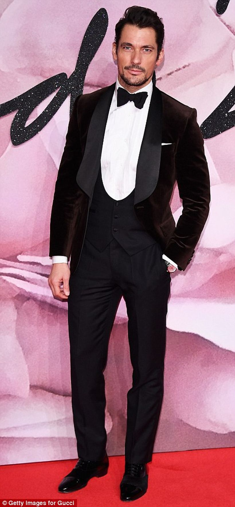 Elegant men's formal wear with tuxedo and suits 34