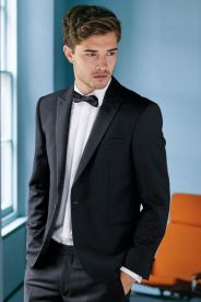 Elegant men's formal wear with tuxedo and suits 35
