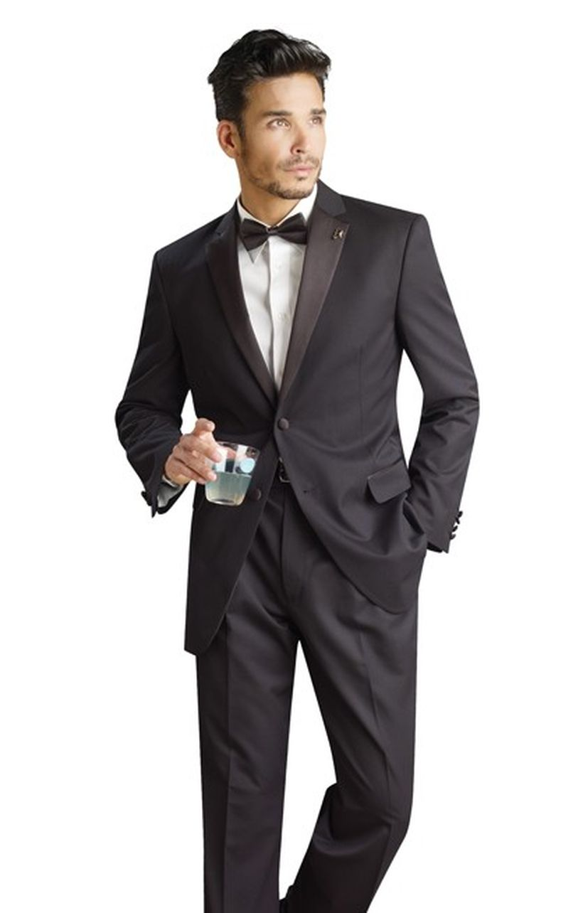Elegant men's formal wear with tuxedo and suits 69