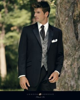 Elegant men's formal wear with tuxedo and suits 70