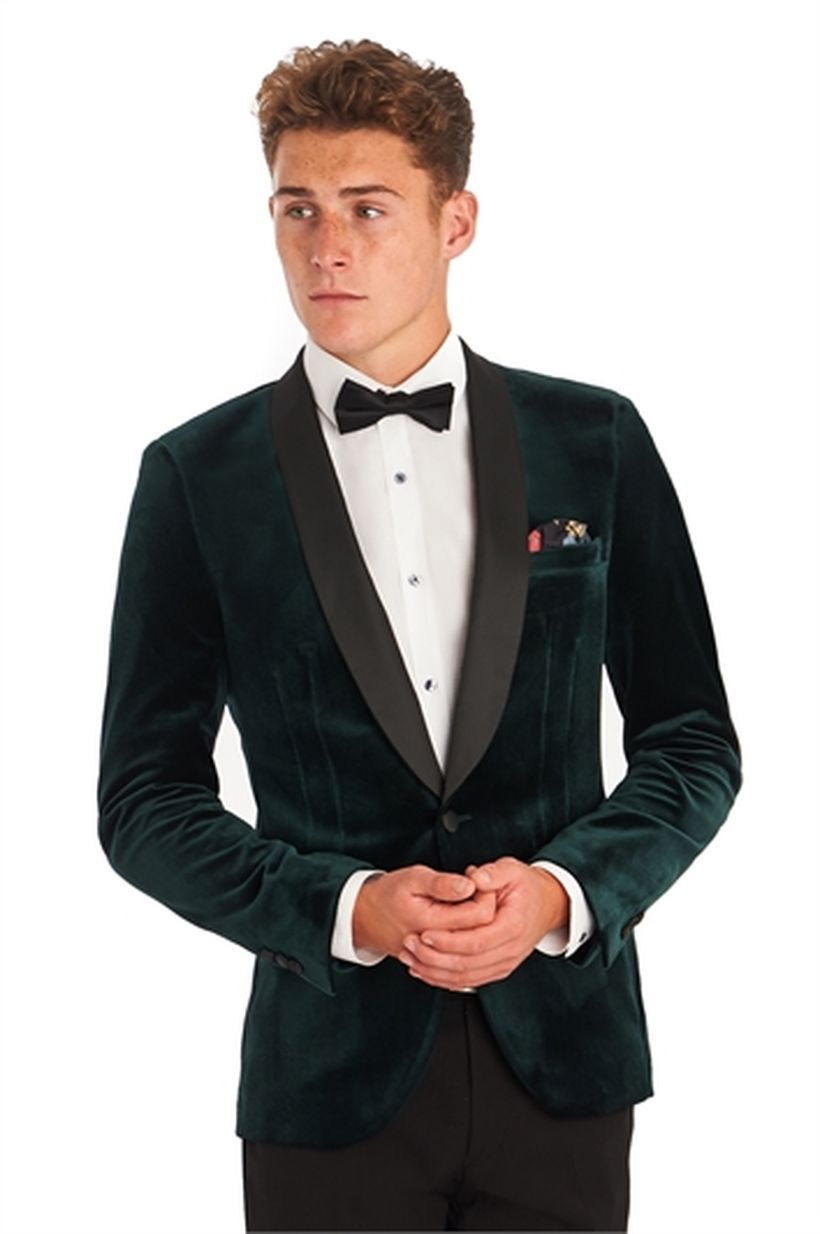 Elegant men's formal wear with tuxedo and suits 75