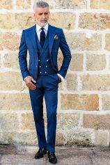Elegant men's formal wear with tuxedo and suits 79