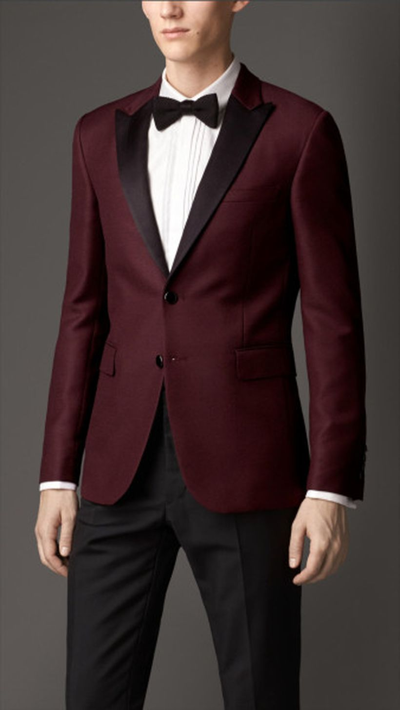 Elegant men's formal wear with tuxedo and suits 84