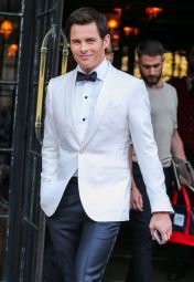 Elegant men's formal wear with tuxedo and suits 95