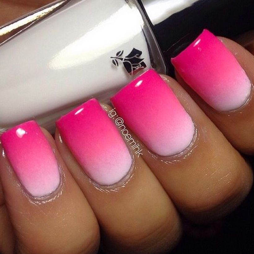 Fantastic ombre nails ideas that must you try 36
