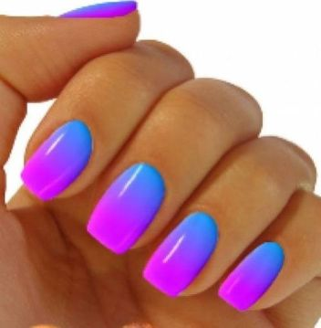 Fantastic ombre nails ideas that must you try 41