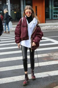 Fashionable outfit style for winter 2017 16