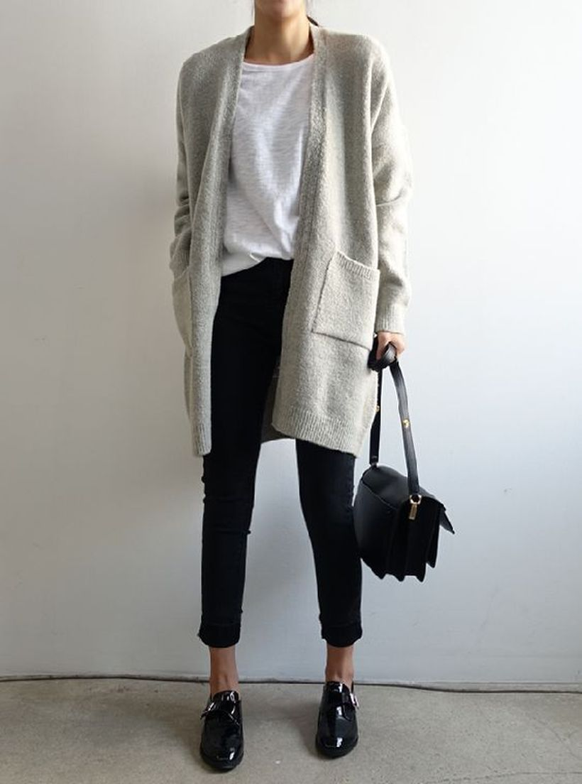 Fashionable outfit style for winter 2017 47