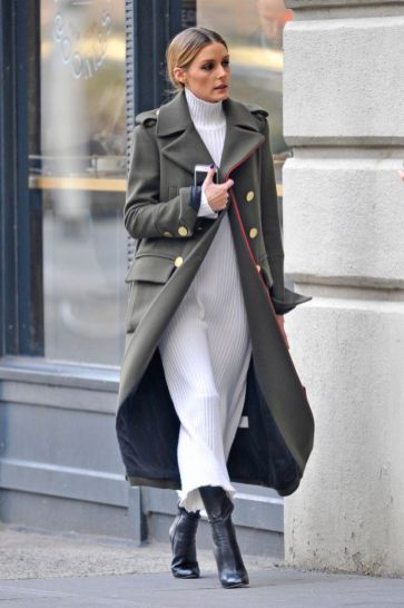 Fashionable outfit style for winter 2017 71