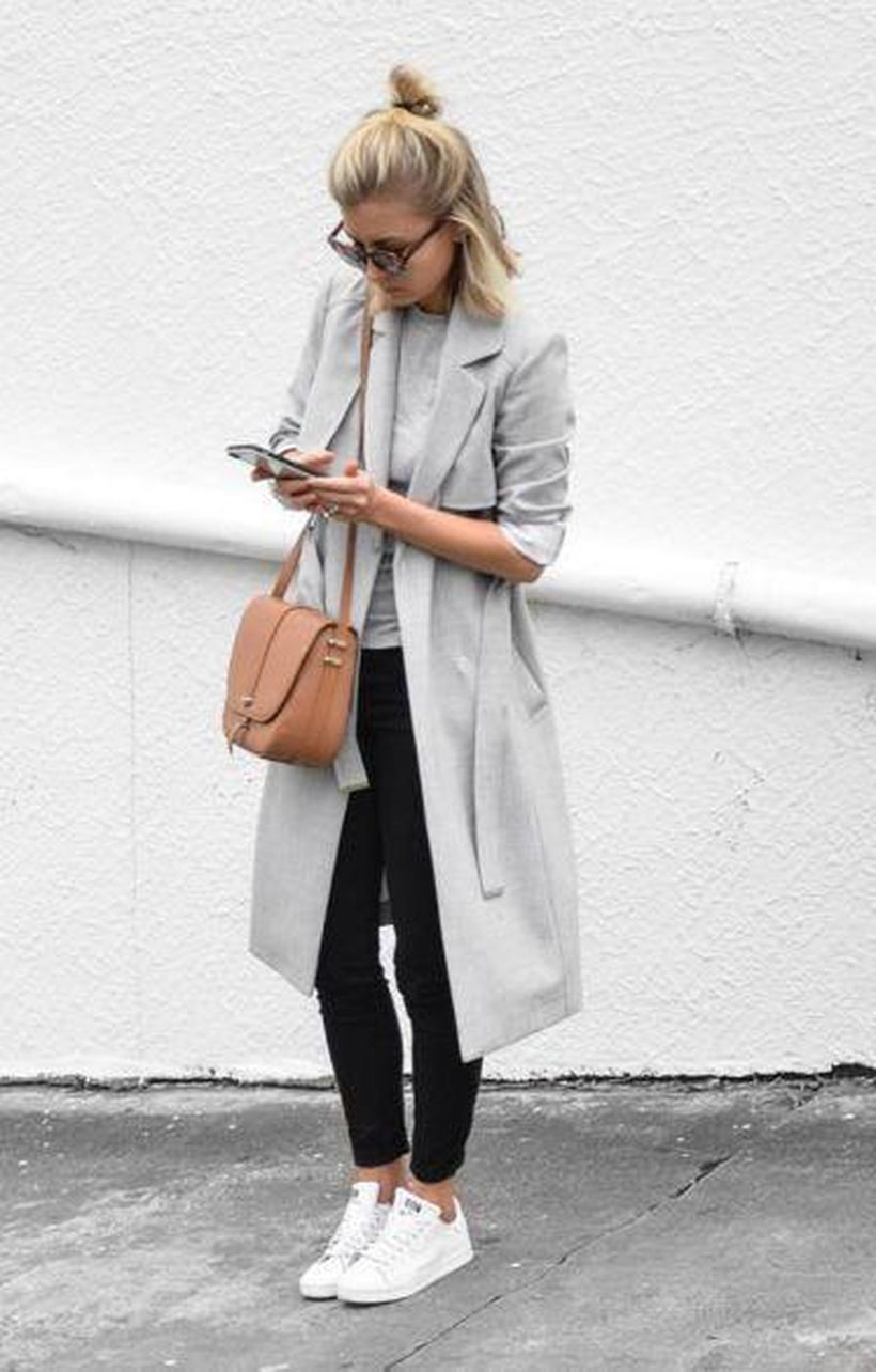 Fashionable outfit style for winter 2017 72
