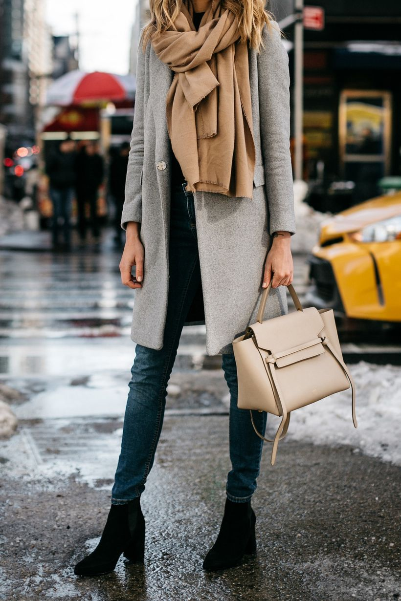 Fashionable outfit style for winter 2017 78