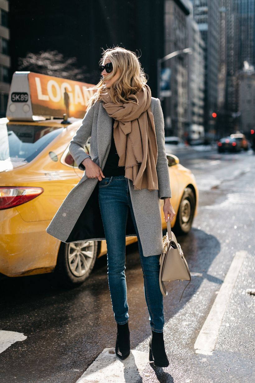Fashionable outfit style for winter 2017 80