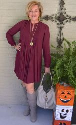 Fashionable over 50 fall outfits ideas 114