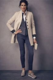 Fashionable over 50 fall outfits ideas 118