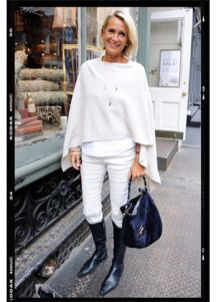 Fashionable over 50 fall outfits ideas 16