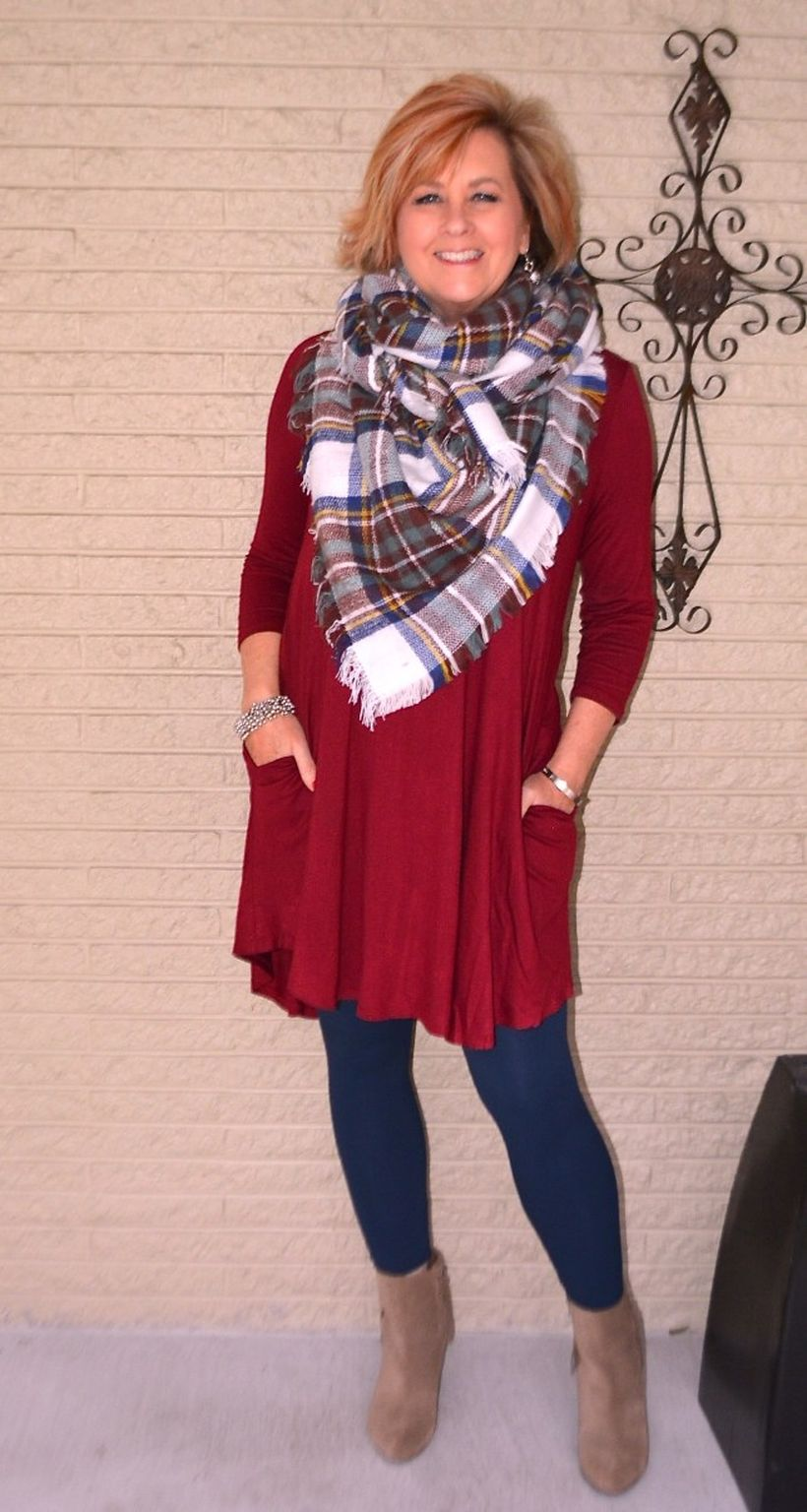 Fashionable over 50 fall outfits ideas 98