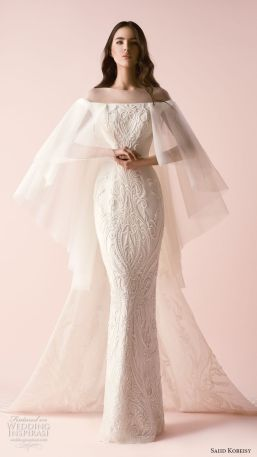 100 Design Ideas to Make Wedding Dresses Look Classy and Elegant ...