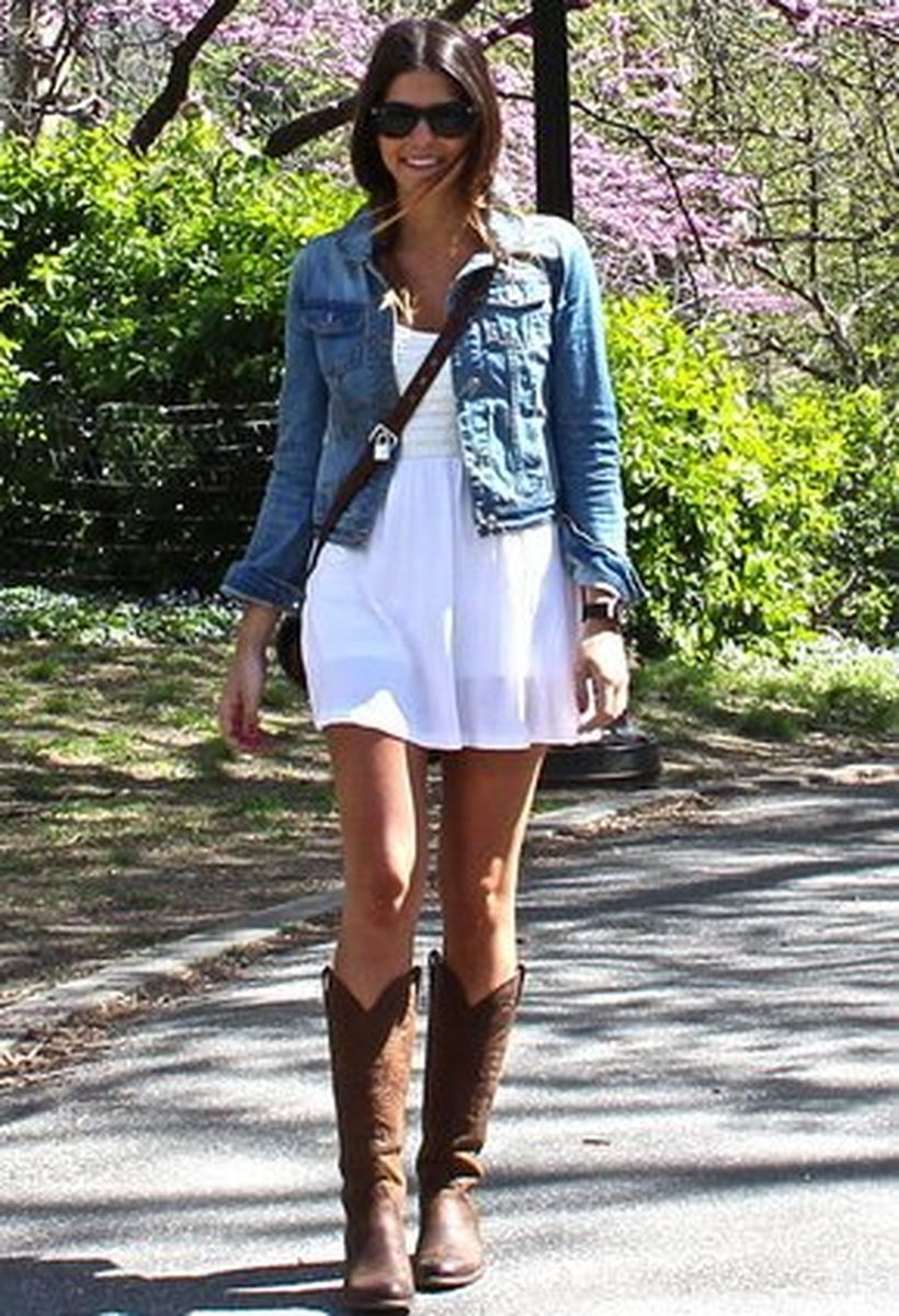 Most cute short white dresses outfits design ideas 59