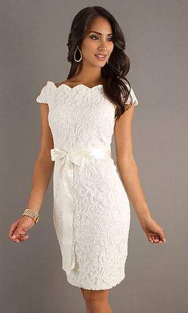 Most cute short white dresses outfits design ideas 68
