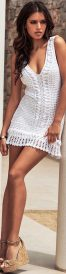 Most cute short white dresses outfits design ideas 79