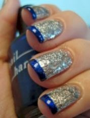Seahawks nails design 28