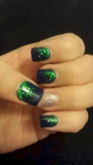 Seahawks nails design 43