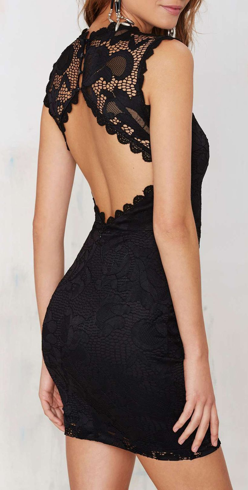 Sexy little black dress that must you have 14