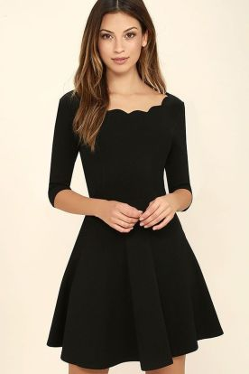 Sexy little black dress that must you have 31