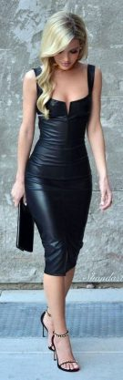 Sexy little black dress that must you have 9