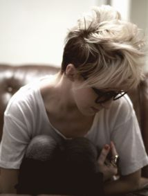 Short messy pixie haircut hairstyle ideas 4