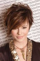 Short messy pixie haircut hairstyle ideas 67