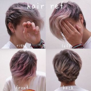 Short messy pixie haircut hairstyle ideas 76