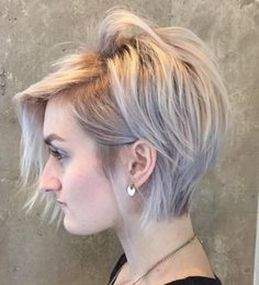 Short messy pixie haircut hairstyle ideas 82