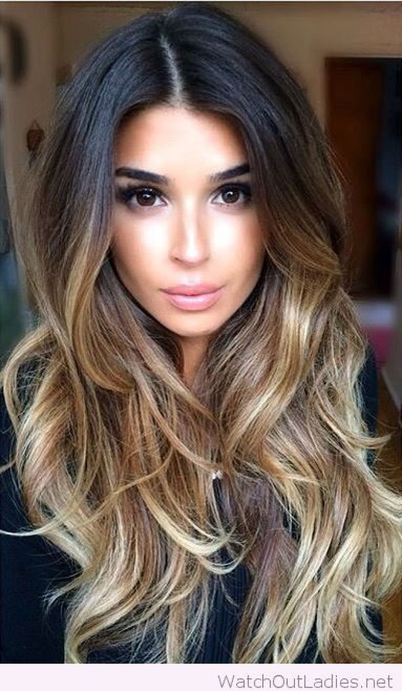 Stunning fall hair colors ideas for brunettes 2017 21